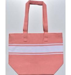 Clear Watercolor Beach Bag