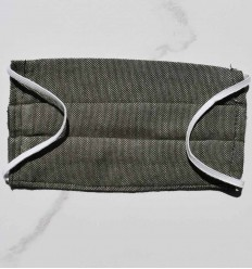 Military green color face mask