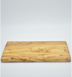 Olive wood board rectangular 30cm