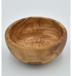 Bol en bois d'olivier T12