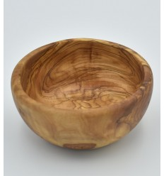 Olive wood bowl T12