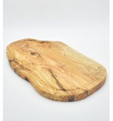Olive wood cheese board 34cm to 52cm