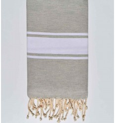 beach towel flat gray apus