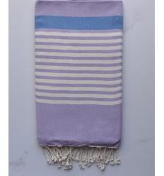 arthur violet clair et bleu