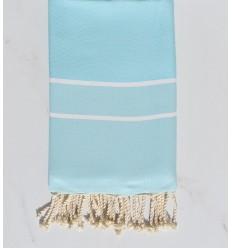 Chevron bleu azurin