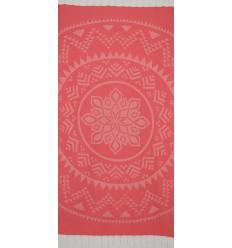Bohémian couleur rose