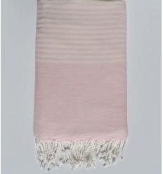 cubre cama rosa azucarada 2.8/2.35