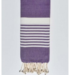beach towel Arthur purple