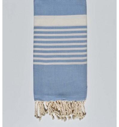beach towel Arthur blue cornflower