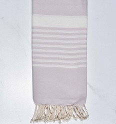 beach towel Arthur solid pale