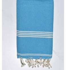 Beach towel Mykonos red