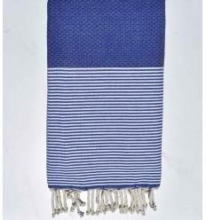 Honeycomb ultramarine blue