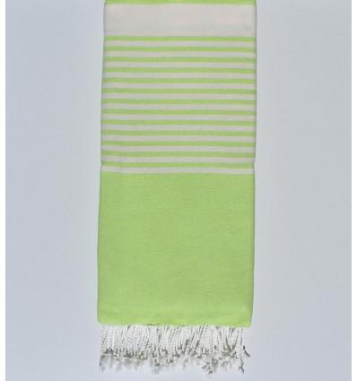 throw light anise green