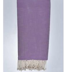 cubre cama flameado púrpura 270*200