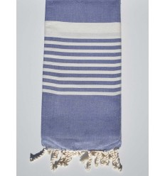 beach towel Arthur purple lavender